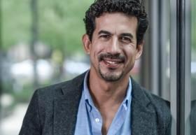 Iván Carrillo Pérez, egresado de la maestría en Periodismo