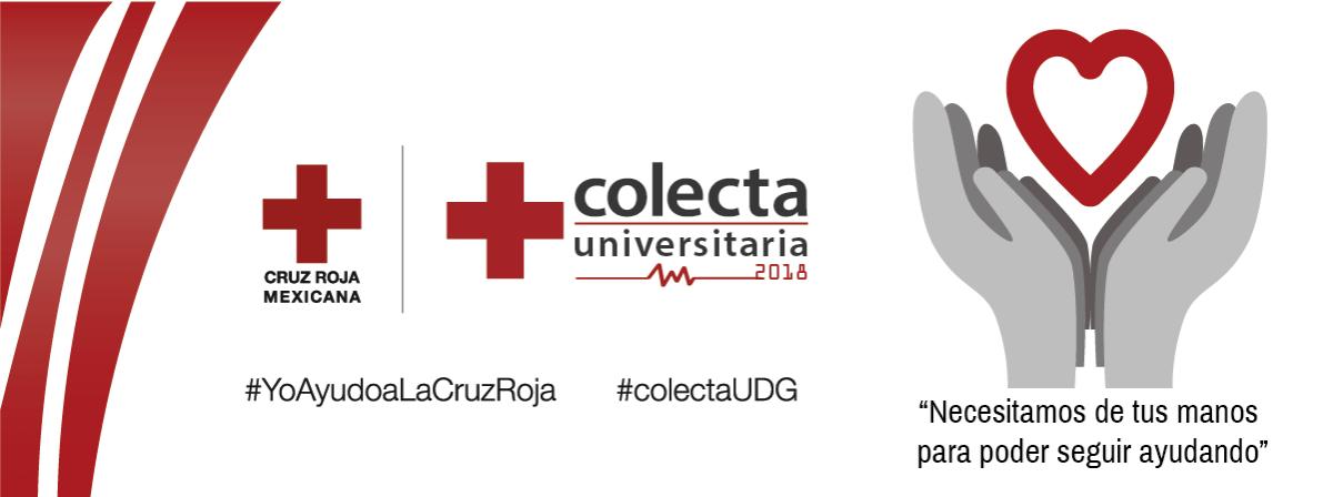 Colecta Universitaria Cruz Roja Mexicana 2018