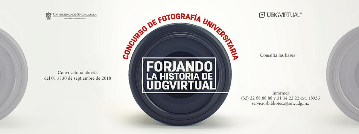 Concurso de Fotografía Universitaria, 30 de septiembre fecha límite