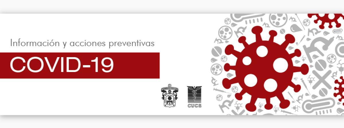Información y acciones preventivas COVID-19